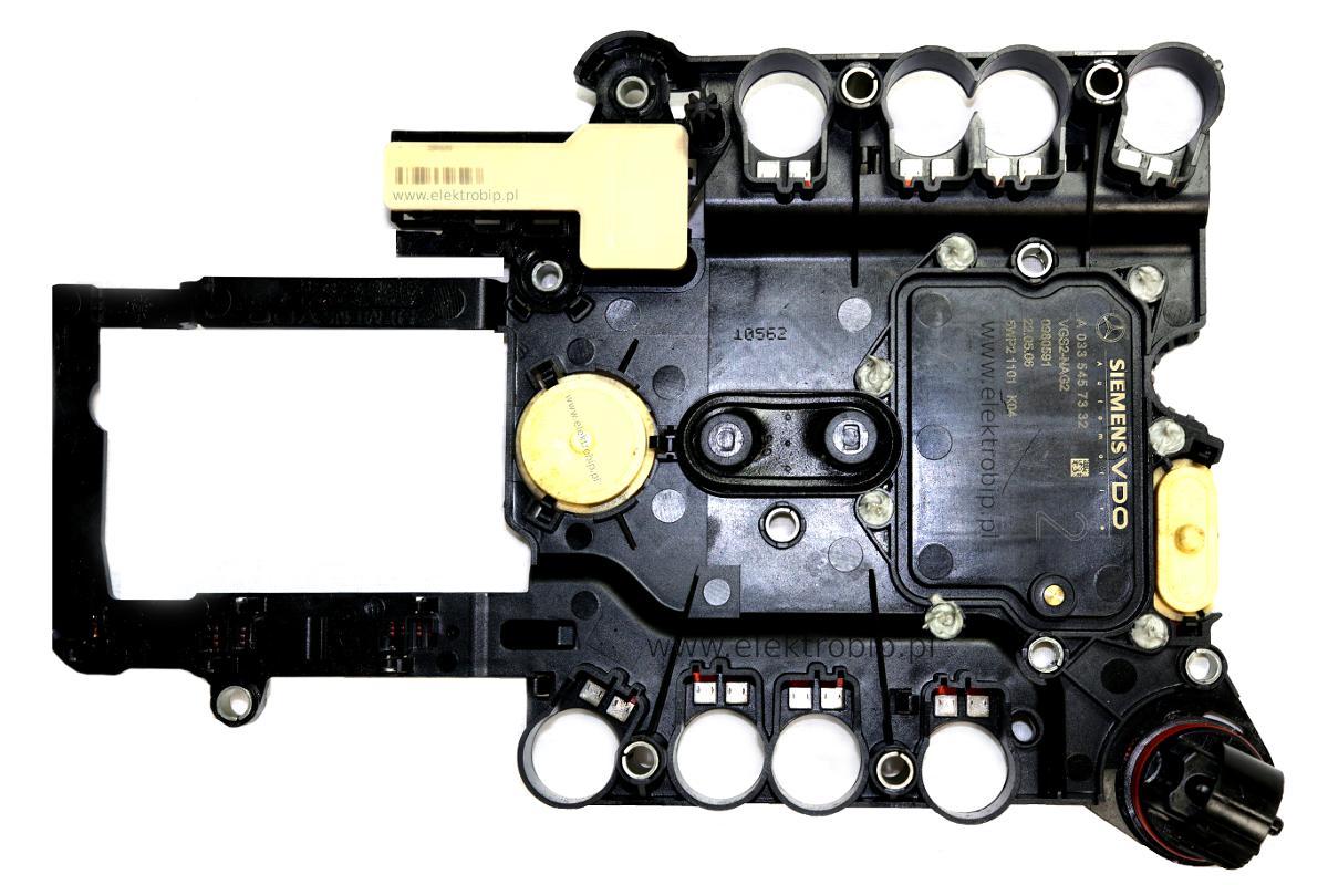 Sterownik automatycznej skrzyni biegów Mercedes 7g-Tronic